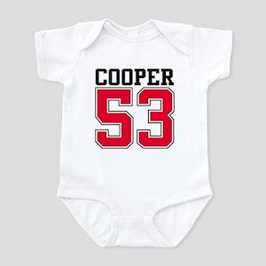 MINI JERSEY Infant Bodysuit