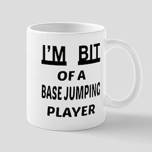 I'm bit of a base jumping player Mug
