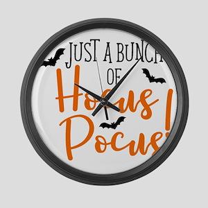 HOCUS POCUS Large Wall Clock