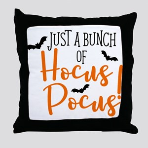HOCUS POCUS Throw Pillow