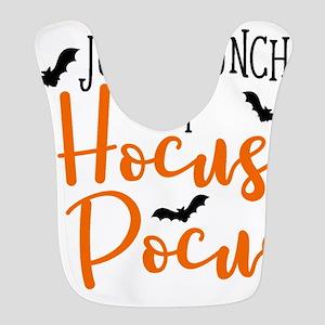 HOCUS POCUS Polyester Baby Bib