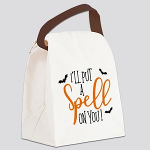 SPELL ON YOU Canvas Lunch Bag