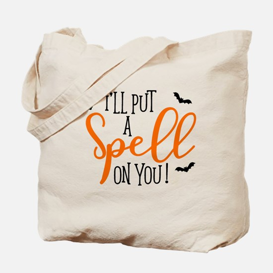 SPELL ON YOU Tote Bag