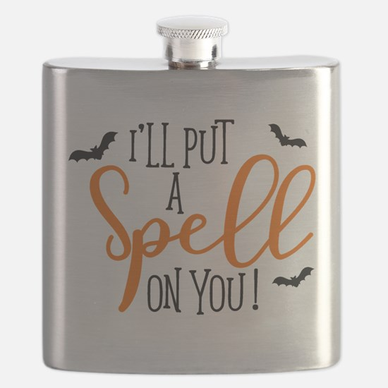 SPELL ON YOU Flask