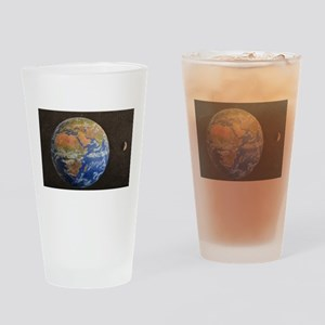 Home Planet Aficia Drinking Glass