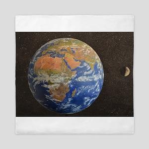 Home Planet Aficia Queen Duvet