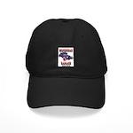 5 Window BoneHead Customz Black Cap