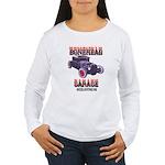 5 Window BoneHead Customz Women's Long Sleeve T-Sh