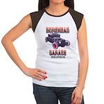 5 Window BoneHead Customz Women's Cap Sleeve T-Shi