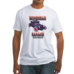 5 Window BoneHead Customz Fitted T-Shirt