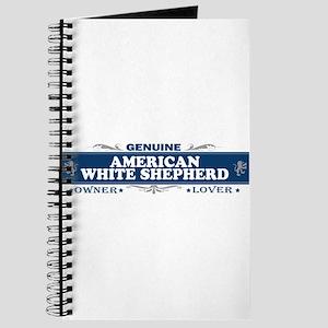 AMERICAN WHITE SHEPHERD Journal
