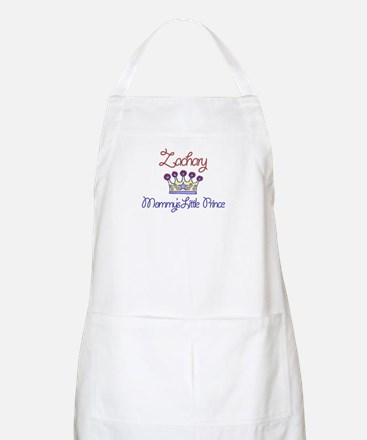 Zachary - Mommy's Little Prin BBQ Apron