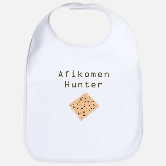 Afikomen Hunter Bib