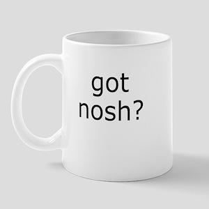 got nosh? Mug