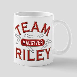 MacGyver Team Riley Mugs