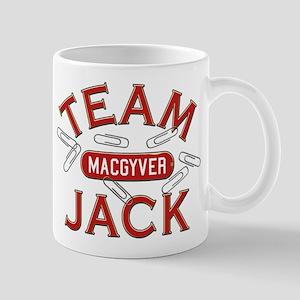 MacGyver Team Jack Mugs