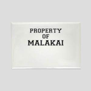 Property of MALAKAI Magnets