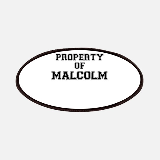 Property of MALCOLM Patch
