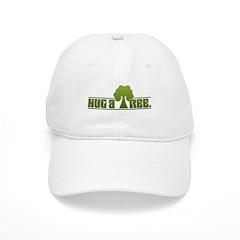 Hug a Tree Baseball Cap