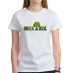Hug a Tree Women's T-Shirt