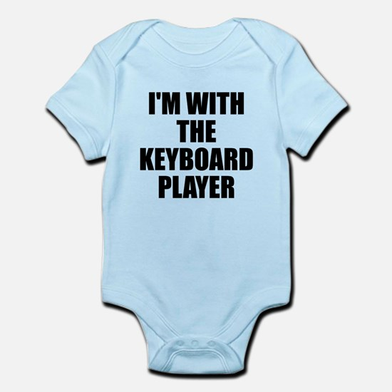 I'm with the keyboard player Body Suit