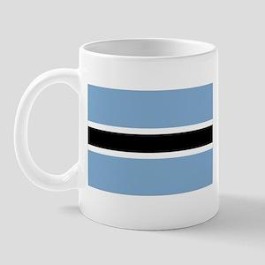 Botswana Country Flag Mug