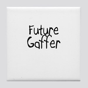 Future Gaffer Tile Coaster