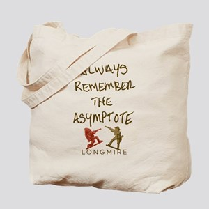 Henry Remember The Asymptote Tote Bag