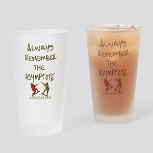 Henry Remember The Asymptote Drinking Glass