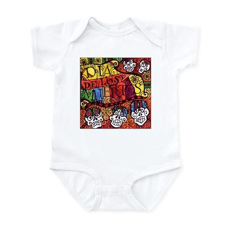 Dia de los Mertos Infant Bodysuit