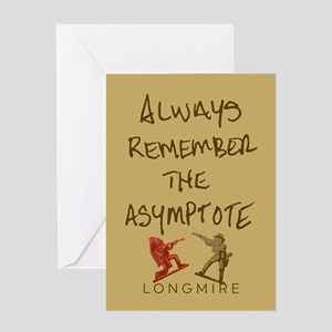 Henry Remember The Asymptote Greeting Cards