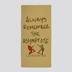 Henry Remember The Asymptote Beach Towel