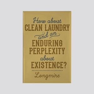 Longmire Clean Laundry Magnets