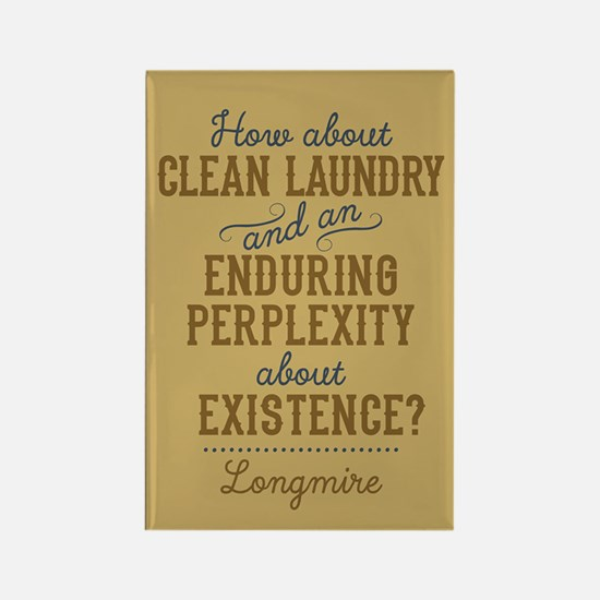 Longmire Clean Laundry Magnets