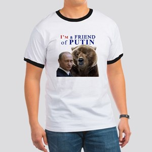 I'm a frieand of Putin T-Shirt