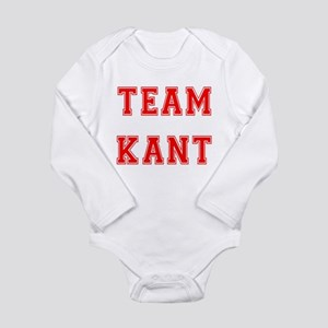 Team Kant Infant Bodysuit Body Suit