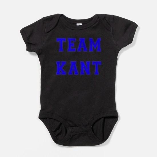Team Kant Infant Bodysuit Body Suit