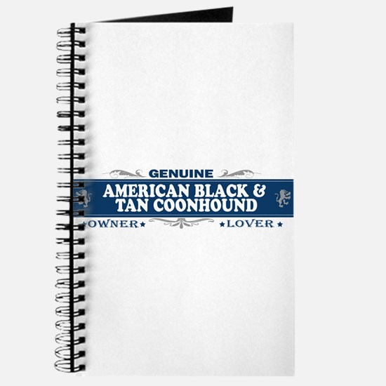 AMERICAN BLACK AND TAN COONHOUND Journal