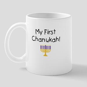 My First Chanukah Mug