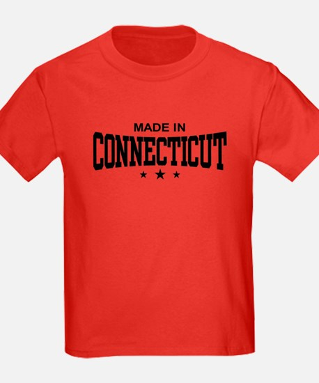 Made in Connecticut T