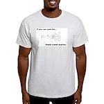 Thank A Math Teacher Light T-Shirt