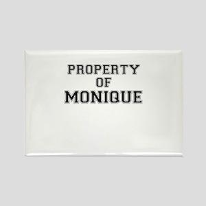 Property of MONIQUE Magnets