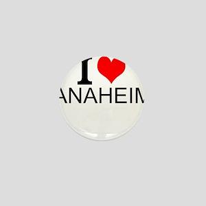 I Love Anaheim Mini Button
