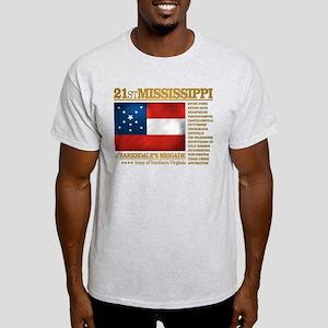 21st Mississippi Infantry T-Shirt