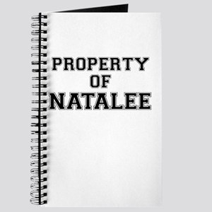 Property of NATALEE Journal