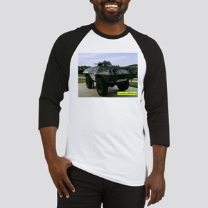 V100 Police Baseball Jersey