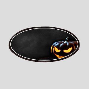 Halloween Pumpkin Jack-O-Lantern Spooky Patch