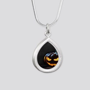 Halloween Pumpkin Jack-O-Lantern Spooky Necklaces