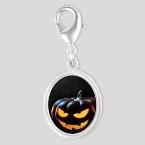 Halloween Pumpkin Jack-O-Lantern Spooky Charms