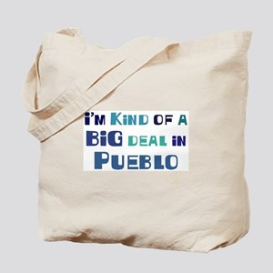Big Deal in Pueblo Tote Bag